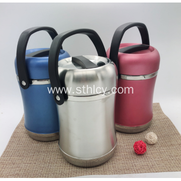 Stainless Steel Sealed Double Insulated Food Container